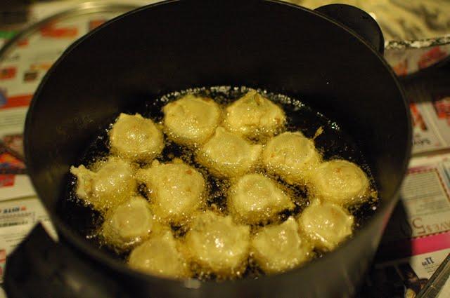 Indonesian Fried Fishcake Recipe