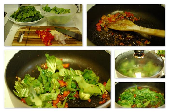Stir Fry Gai Choy