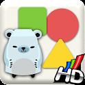 네모꼬미의 색과 도형 icon