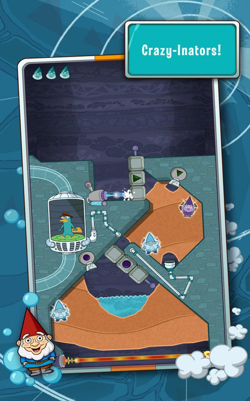 Where's My Perry? Free screenshot #3