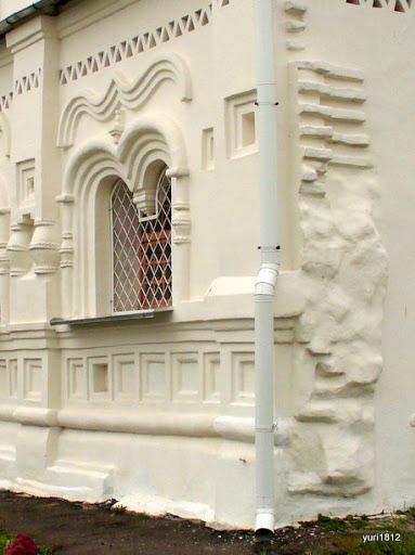 Хутынский Спасо-Преображенский монастырь Спасо-Преображенский собор (фрагмент)фото yuri1812