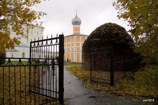 Хутынский Спасо-Преображенский монастырь фото yuri1812