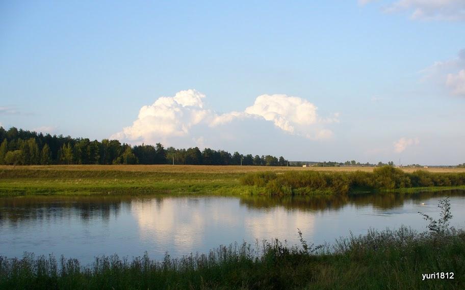 На берегу Тверцы On the shore Tvertsa фото yuri1812
