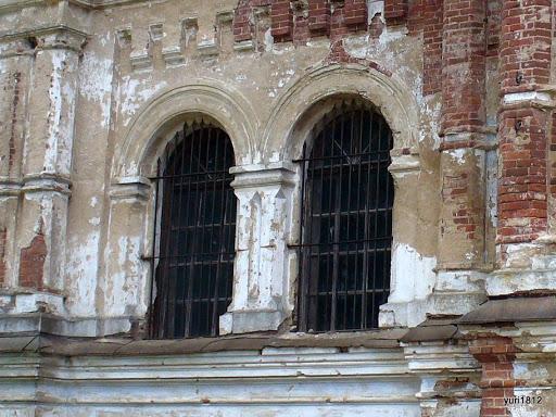 Церковь Рождества Христова в Старополье Church of the Nativity in Staropoli фото yuri1812
