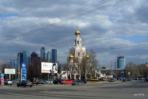 Москва. Вчера и сегодня Moscow. Yesterday and today photo yuri1812