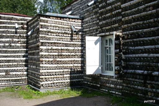 Березовый домик, Гатчина Birch House, Gatchina photo yuri1812