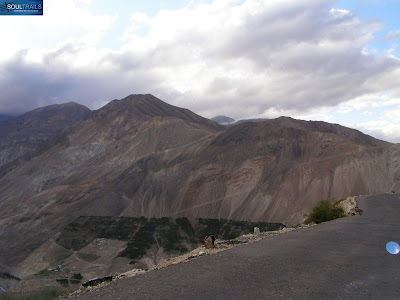 Landscape near Nako