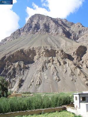 Landscape at Tabo