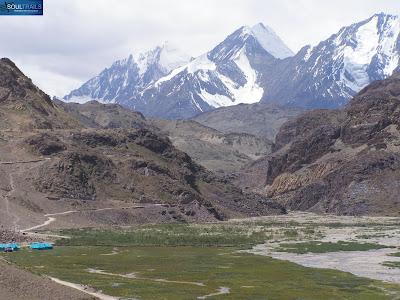 Bara Shigri Glacier (I think)