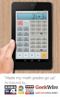 Screenshot of Fraction Calculator Plus Free