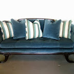 Tessa - Beatnik Barry White Sofa