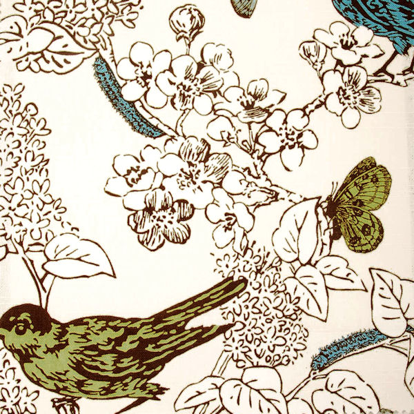 Spruce Upholstery Fabric All Things Aviary