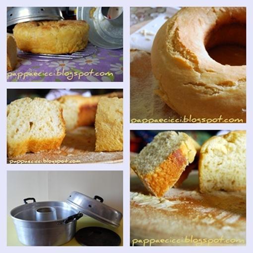 collage pane senza impasto