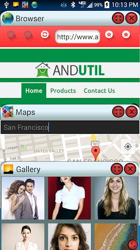 Multi Window Apps