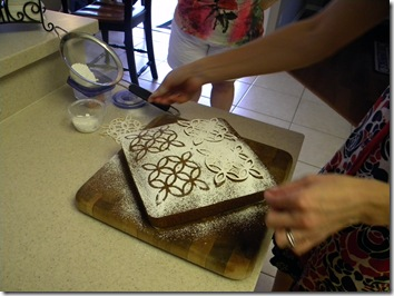 Joy and the Lattice Cake 005