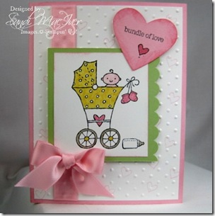 Baby Bundle stamp set (2)