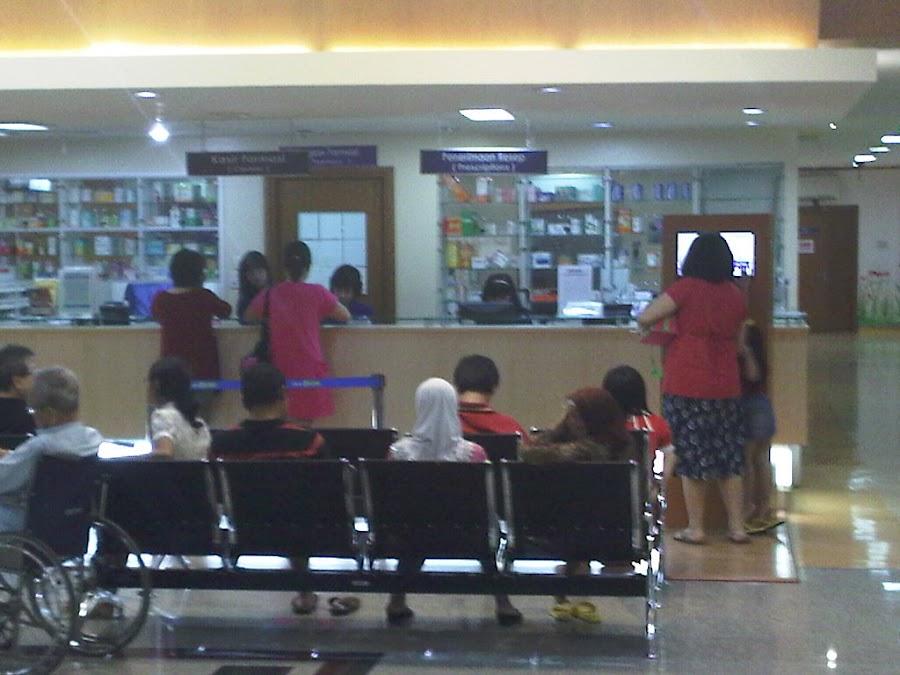 Siloam Hospitals Kebon Jeruk Indonesia