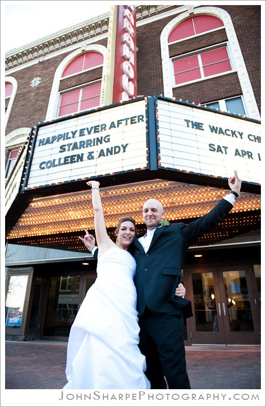 Minneapolis Marquee Wedding Photography