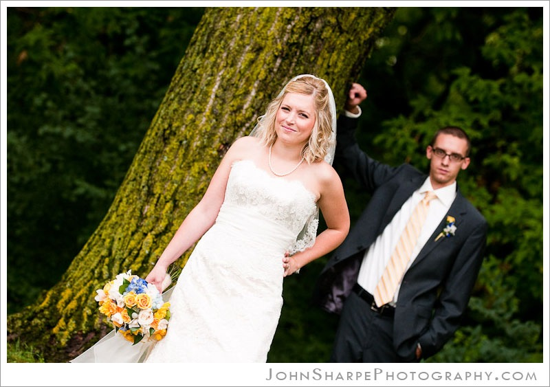 Salem Covenant Church in New Brighton, MN Wedding Photographer