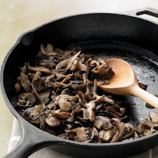 Sauteed Mixed Mushrooms.