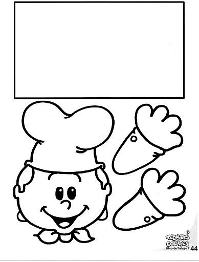 Actividades Con Dibujos Para Colorear