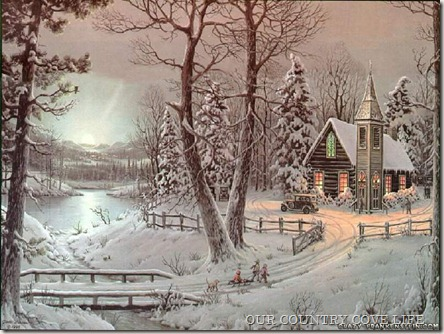 christmas-scene-church