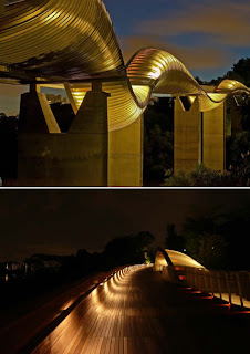 Henderson Waves (Singapura): Most Beautiful Pedestrian Bridge