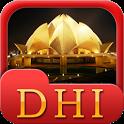 Delhi Offline Map Travel Guide icon