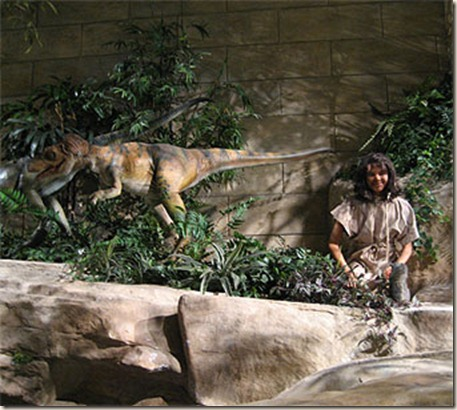 Museo del creacionismo: el esperpento.