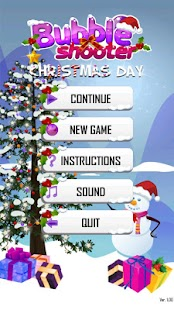 Bubble Shooter: Christmas day - screenshot thumbnail