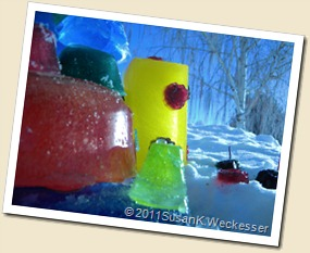 colored ice cubes 1