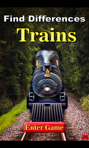 Find Difference: Train game