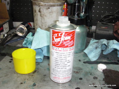 Seafoam Fuel Injector Cleaner Instructions