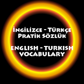 Turkish to English Dictionary