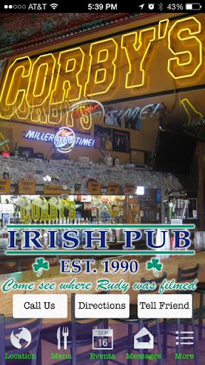 Corbys Irish Pub
