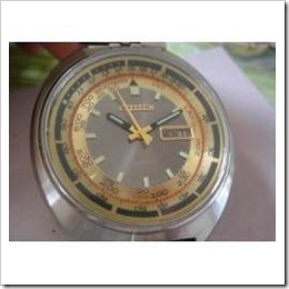 c636aa1bb0c 3) Relógio Citizen Automático Calendário Antigo Coleção Grandão