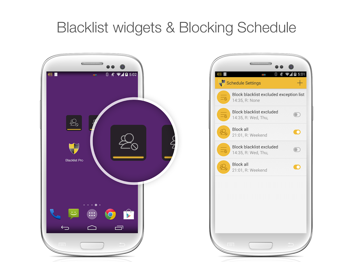 Phone Android Phone Blacklist blacklist android apps on google play screenshot