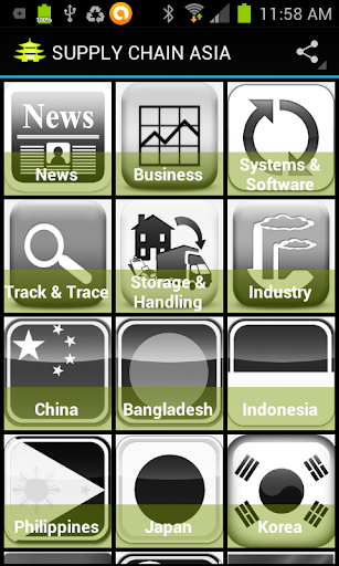 SUPPLY CHAIN ASIA