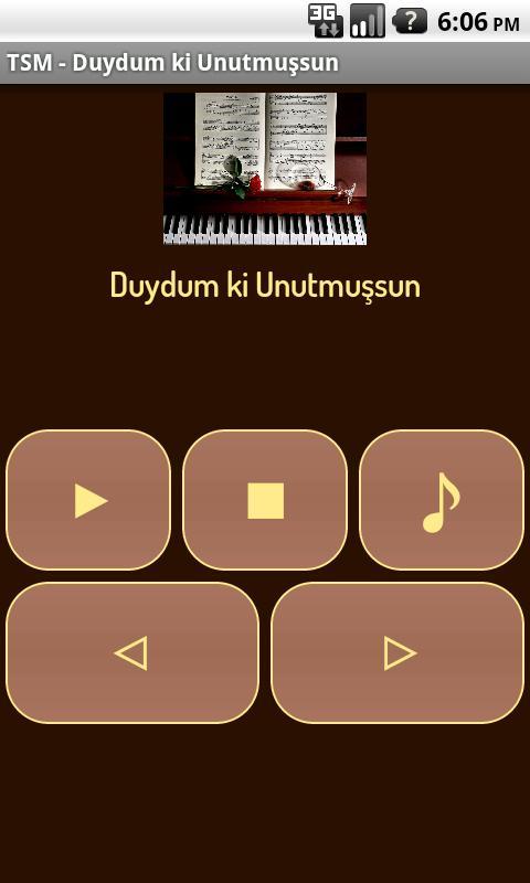 TSM Fon Müzikleri - screenshot