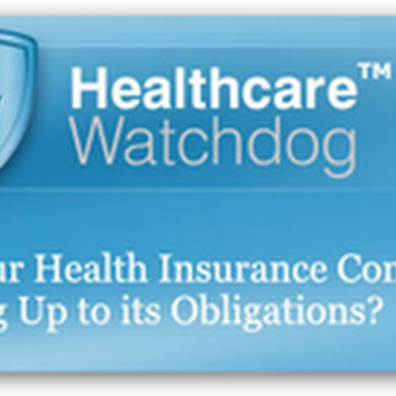 """Healthcare Watchdog""  - New Consumer Advocacy Site Opens"
