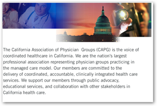 Office Ally Attending California Association of Physicians Group Conference - Medical Quack