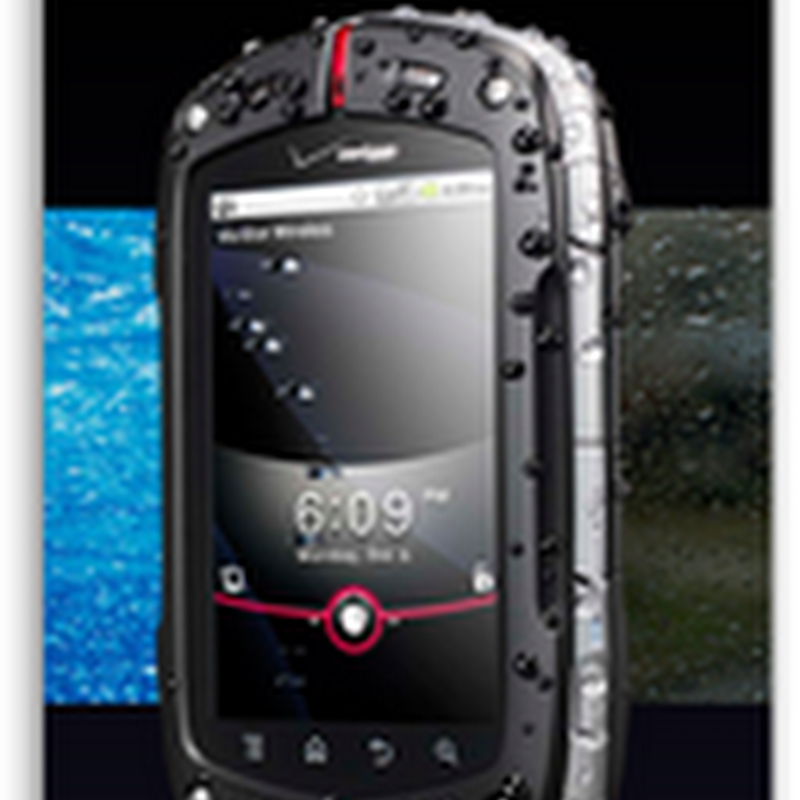 Verizon And Casio Introduce Android Smartphone Ruggedized for Hospital Use