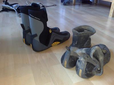 Neilpryde 5000 boots
