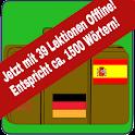 Hablamos Español Wortschatz icon
