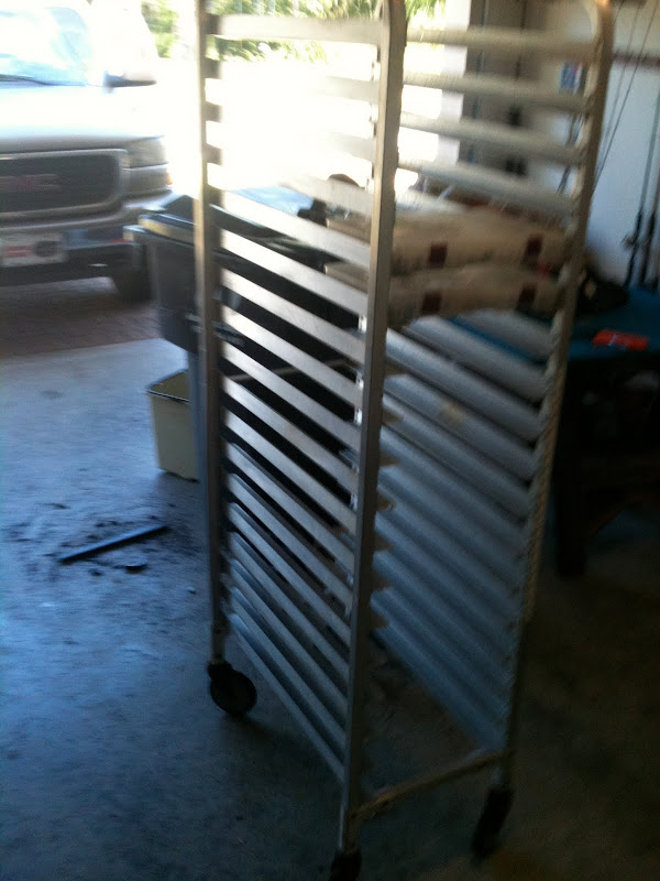 Sold Expired Free Aluminum Storage Rack For Plano Tackle