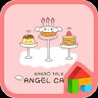 Angel cake dodol theme icon