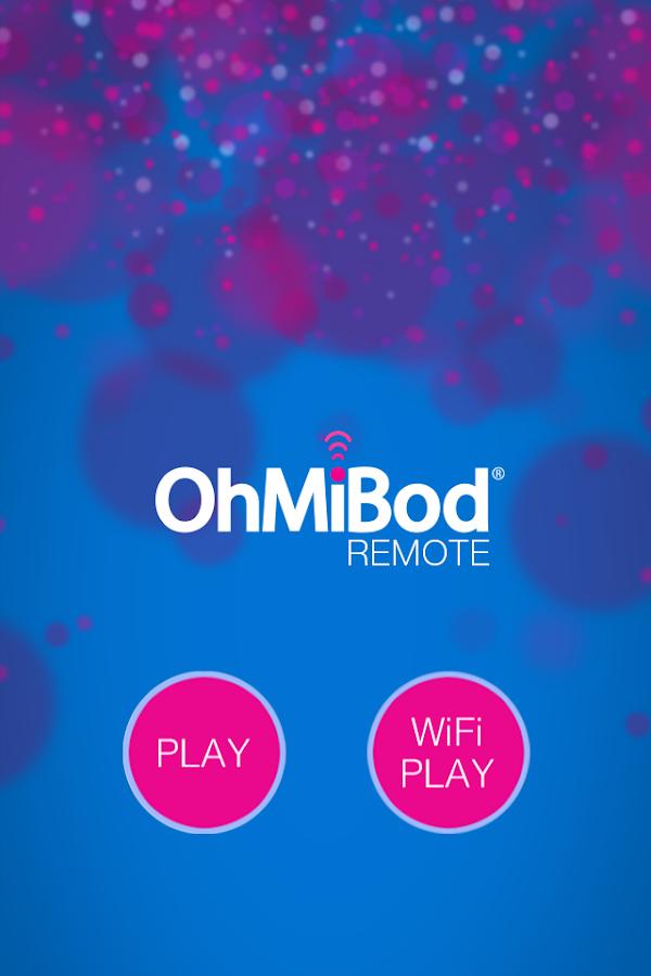 OhMiBod Remote - screenshot