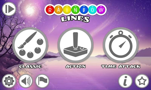 玩解謎App Rainbow Lines免費 APP試玩