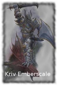 Kriv | Sacred Blades | Obsidian Portal