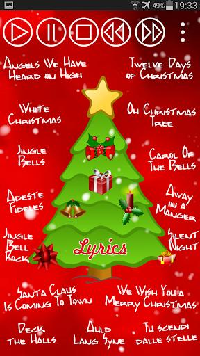免費的聖誕歌曲